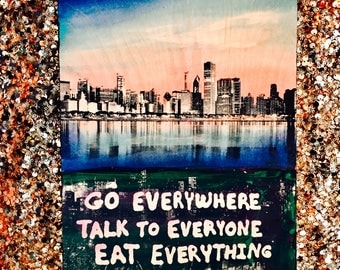 Go Everywhere... (Big Chicago Edition)