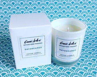 DAYDREAMER soy wax votive candle