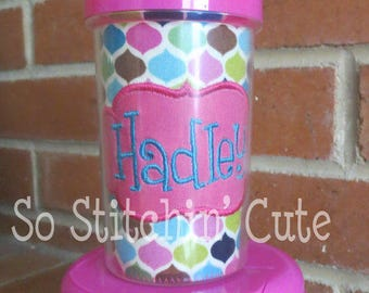 Moroccan Sippy Cup & Snack Container