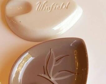 Winfield Desert Dawn ashtray -pair
