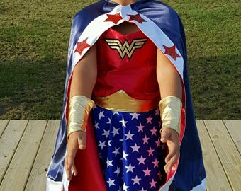 Wonder Woman Costume - Children's