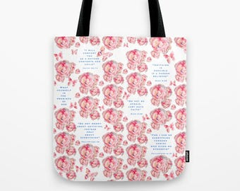 Tote Bag, Wrap yourself in the promises of God