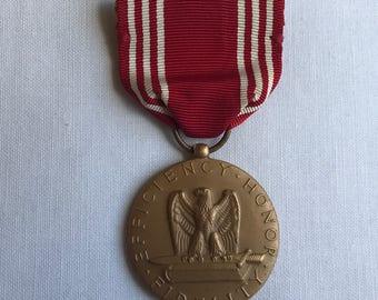 World War II Good Conduct Medal