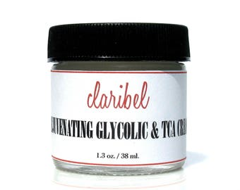 Glycolic Acid Cream With TCA | Natural Chemical Peel | Fresher, Healthier Skin