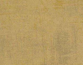 Fabric by the Yard- Grunge Basics-- Tan-- by Basic Grey for Moda