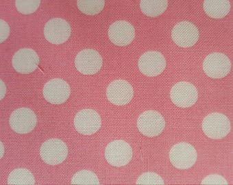 Robert Kaufman Spot On  Pink Dots EZC-12872-10 HTSPD08