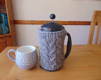 Coffee Cafetiere -French Press Cosy-Cozy