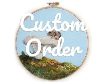 Custom Listing for Sarah