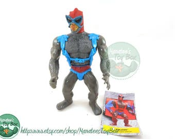 MOTU Action Figure: Stratos 1980s Toy