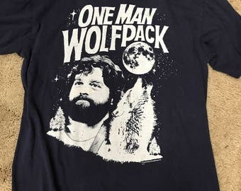 One Man Wolfpack  Size M