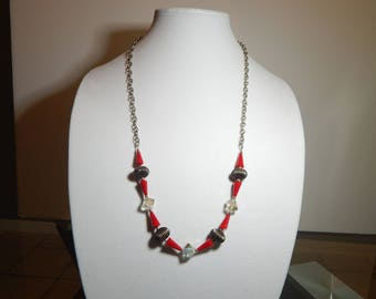 Bugles Necklace