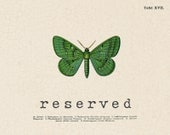 RESERVED for Marlo