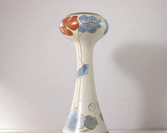 Royal Dux Art Nouveau Waisted flower Vase