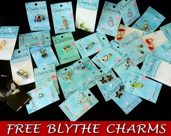 Free Blythe Doll Charms - Free Gift - Pay It Forward - PIF - On Sale - AOK