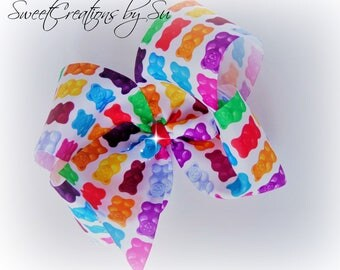 Big bows jojo bows boutique bows party gift handmade