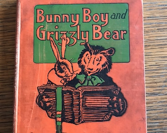 Bunny Boy and Grizzly bear