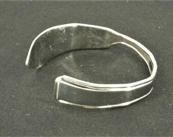 BEAUTIFUL Stainless Steel Butter Knife Silverware Bracelet