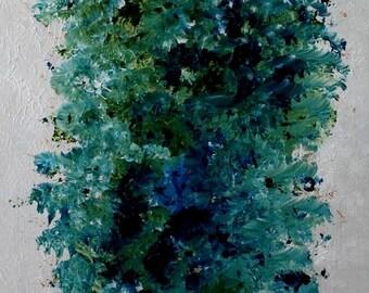 Original Painting, Abstract Painting, Textured Wall Art, Anna Wireman, Canvas Painting, Modern Art, Large Wall Art,Metallic,Contemporary Art