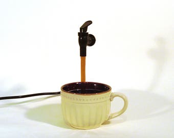 Large Coffee Cup Fountain