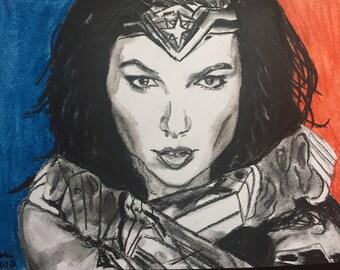 ORIGINAL Wonder Woman