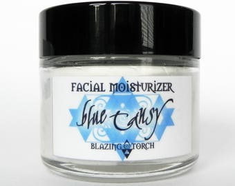 FACIAL MOISTURIZER - Blue Tansy - All Skin Types - Sensitive Skin