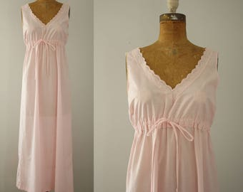 1980s nightgown | vintage 80s halston gown