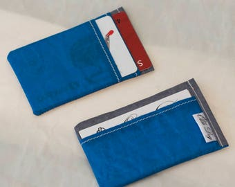 Minimal Veho Wallet, Cuben Poly Hybrid, Dyneema fibers, Cuben Fiber