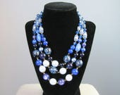 Triple Strand Necklace / ...