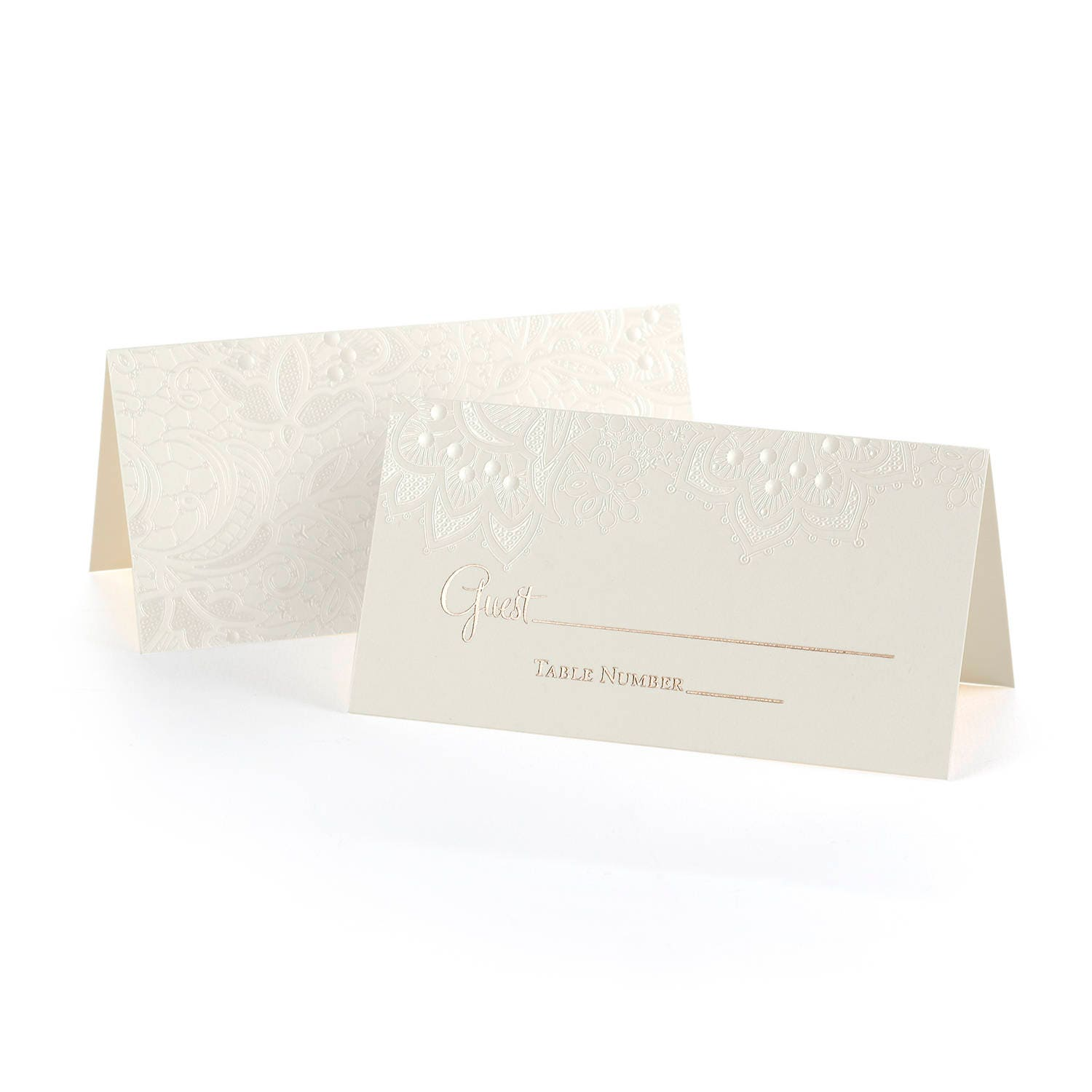Seating Cards 25 Wedding Seating Cards Table Cards Guest