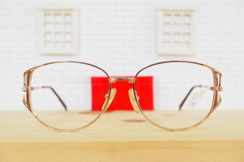 Vintage 1990\'s Eyeglass Over Size Frames Multi Color Glasses ...