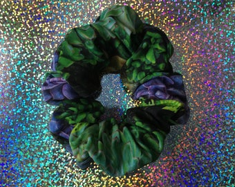 NEW!! SUCCULENT Sally Hair Scrunchie