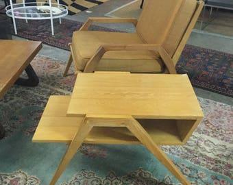 Mid Century Modern Side Table by J Richard Ogend