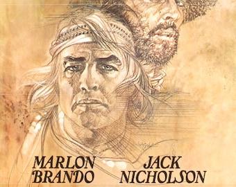 The Missouri Breaks-1976 Poster