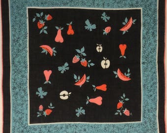 Faith Austin Vintage Handkerchief