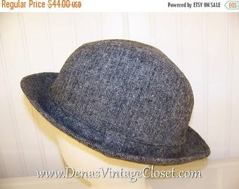 60% OFF Clearance Sale Men's Vintage Stetson Wool Fedora Style Hat sz M