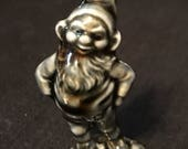 "Vintage Leprechaun Figurine Elf Made in Ireland Saint Patricks ""SALE PRICE"" was 9.99 now 5.00"