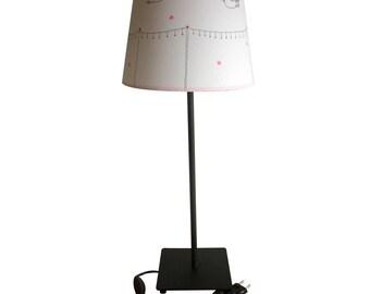 PERSONALIZED bird King child lamp