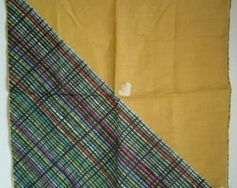 Vintage Hanky Krafted by Kimball NWT