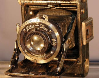 Zeiss Ikonta Camera