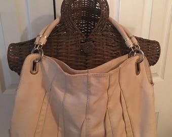Super soft genuine leather Hobo bag, purse