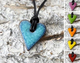 hearth adjustable necklace for kids