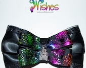 Wishes Fireworks Hair Bow