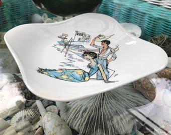 Mod Venice Cool 60s Plate