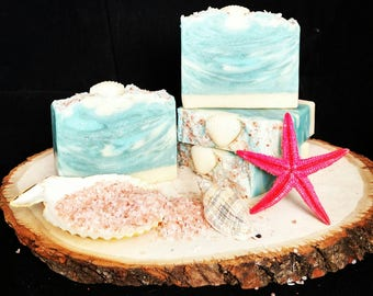 Take Me to the Sea Coconut Milk Soap