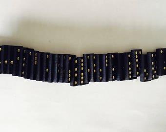 Vintage 28 piece Glevum Games Dominoes Set