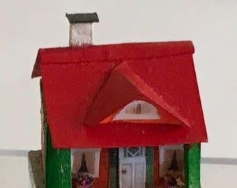 Miniature Dollhouse FormThe Dollhouse