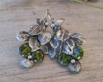 zircons -Earrings