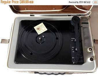 "ON SALE Watch Turntable ""Youth"" ,vinyl record player ,technics turntable, Record player, vinyl record, Working Turntable"