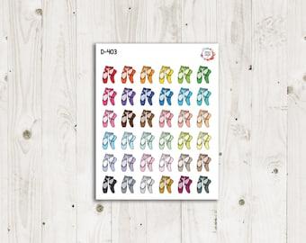Dance Planner Stickers - ECLP Stickers