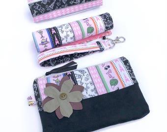 Wristlet & Luggage Handle Wraps